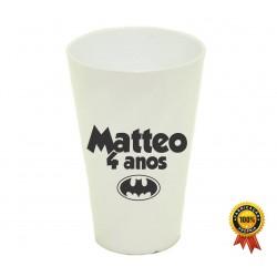 Copo Twister 550 ml Personalizado - Branco